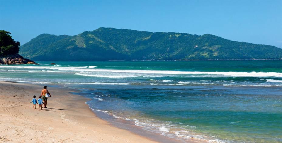 Praias de Ubatuba Brava da Almada