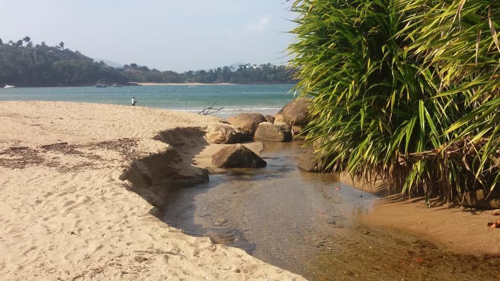 Praia do Perequê Mirim