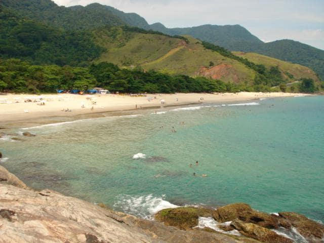 Praia do Toque Toque Pequeno