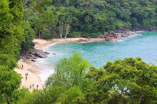 Trilha das 7 Praias em Ubatuba