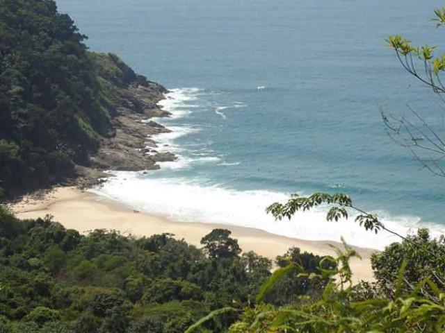 Praias escondidas - Brava